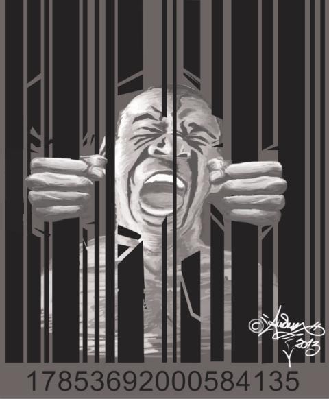 barcode prison